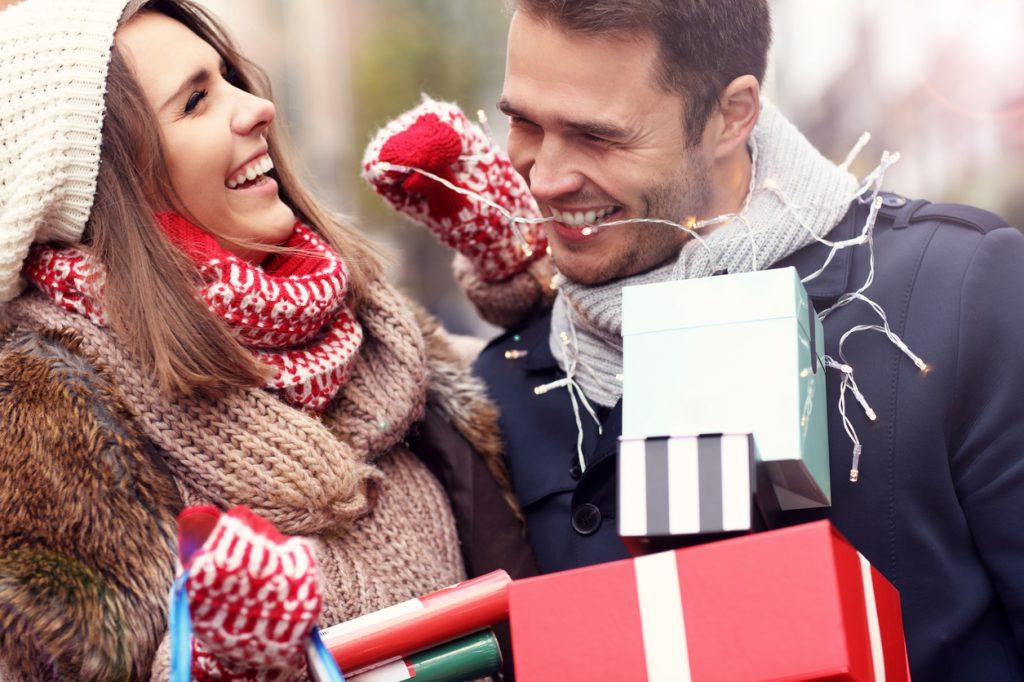 Weihnachtsshopping mit Xpresscredit