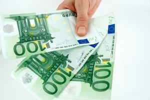 300 Euro sofort leihen