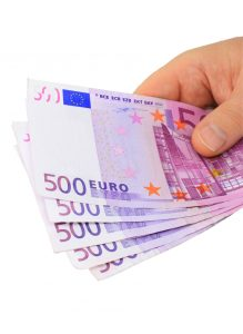 1.100 euro Kredit