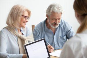 Kredit für Senioren